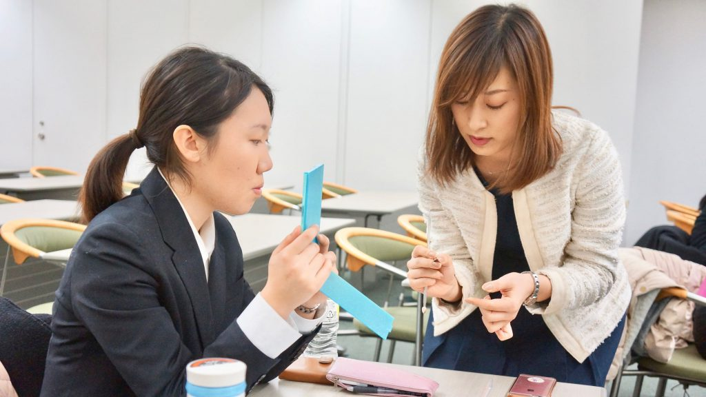 【株式会社アーシャルデザインの転職・求人情報】体験入社スケジュール例①