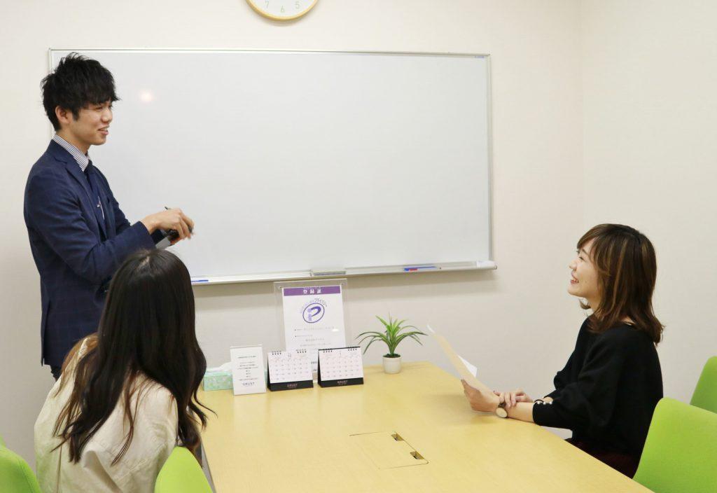 【株式会社グラストの転職・求人情報】職場見学1