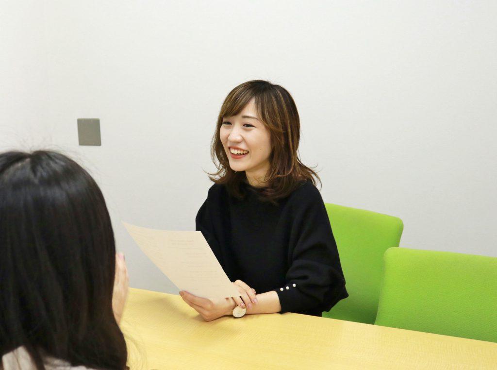 【株式会社グラストの転職・求人情報】職場見学2