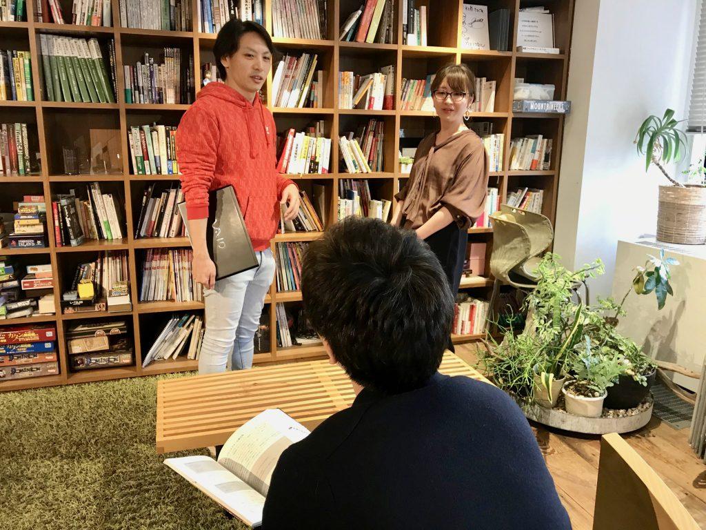 【株式会社SHIFT】職場見学②