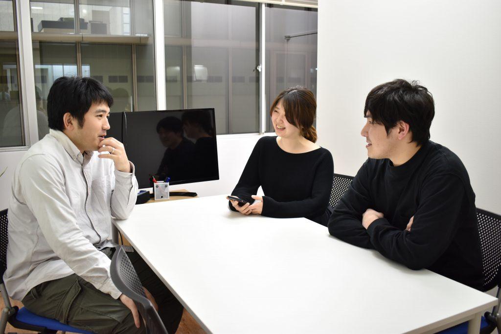 【株式会社Voicyの体験入社事例】体験入社スケジュール、ミーティング