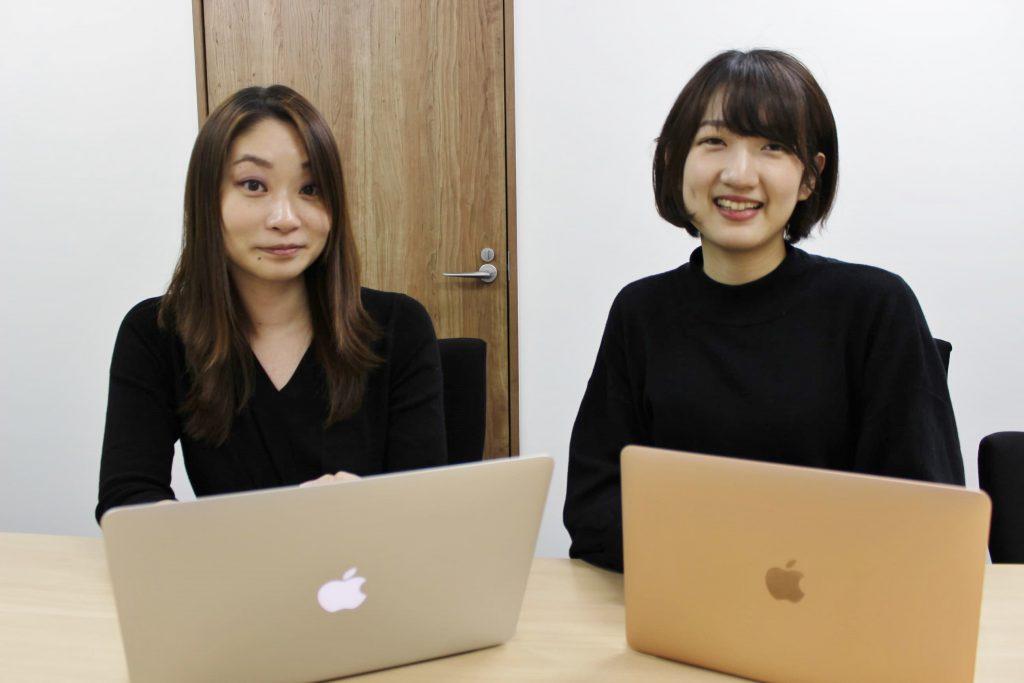【株式会社Voicyの体験入社事例】水橋さま、中川さま