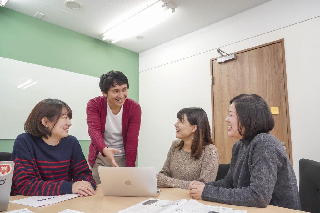 【株式会社Voicyの転職・求人情報】体験入社スケジュール①