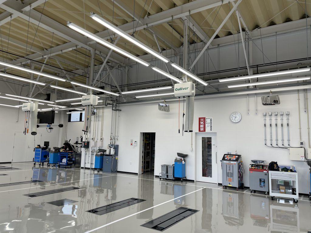 【株式会社IDOMの転職・求人情報】自動車整備士、工場②